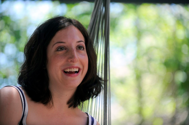 Jessica Posner: Changing Lives in a Hell on Earth
