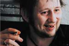 Shane MacGowan Smiles in Death's Face